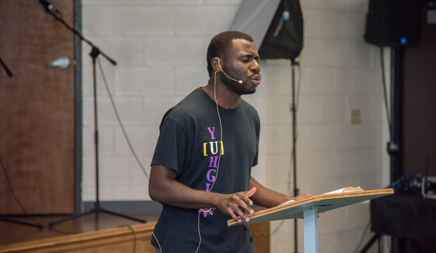 Jeffery Poku Dankwah – YSC 2017 Sermons