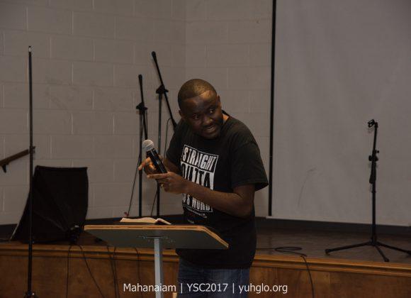 Pastor Bernard Gyebi-Foster – YSC 2017 Sermons