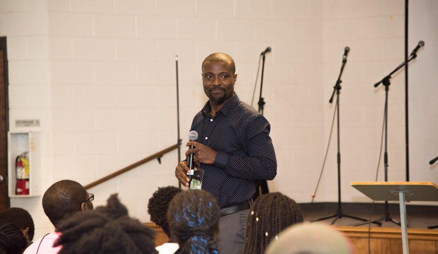 Pastor Emmanuel Nickson – YSC 2017 Sermons