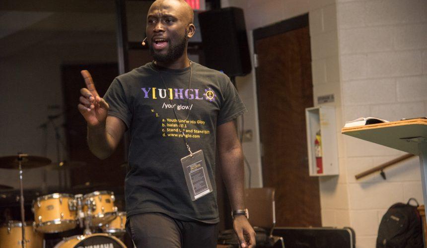 Samuel Asante – YSC 2017 Sermons