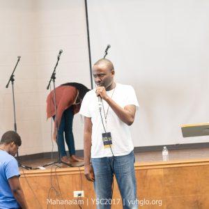 Pastor Bernard Gyebi-Foster – YSC 2017 Teachings