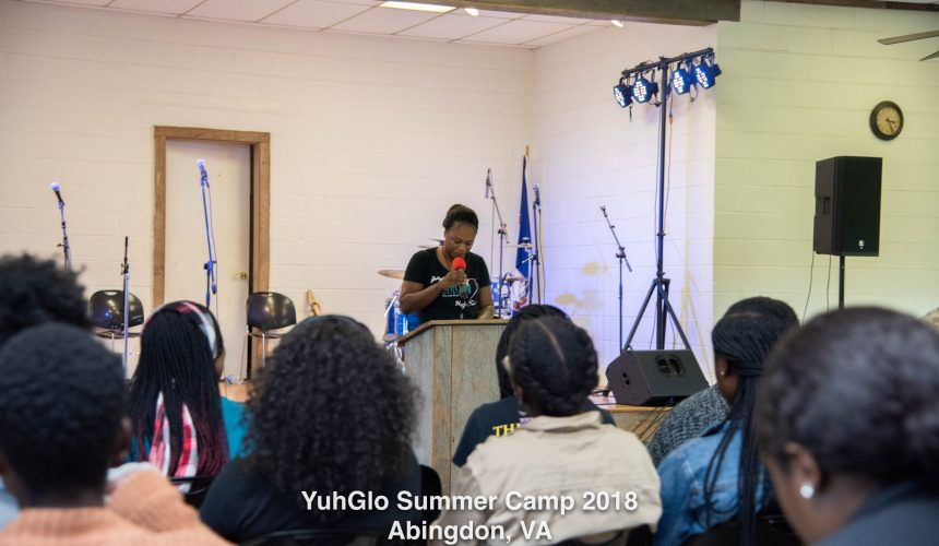 Mrs. Irene Nickson – YSC 2017 Sermons